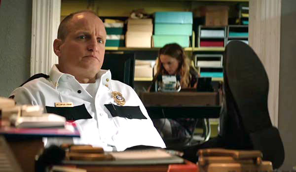 Woody Harrelson as Chief Willoughby