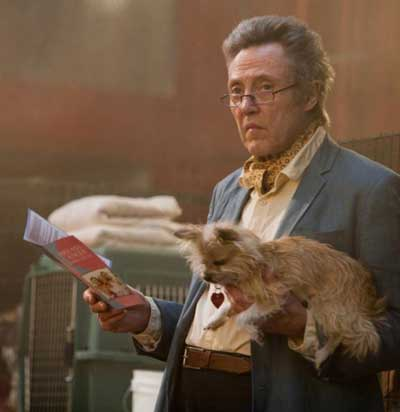 Walken in kennel