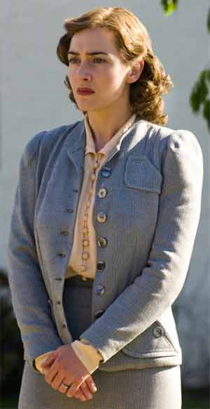 Kate Winslet as Mildred Pierce