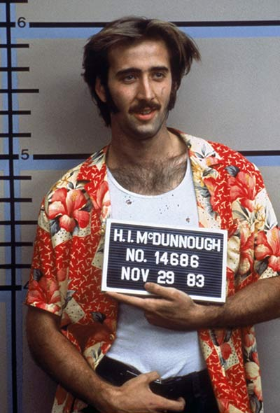 Raising Arizona Cage